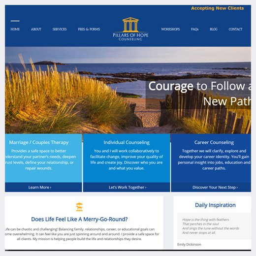 Pillars of Hope Counseling